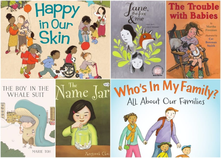children's books that celebrate diversity and teach kids about race, LGBTQ+, autism & more