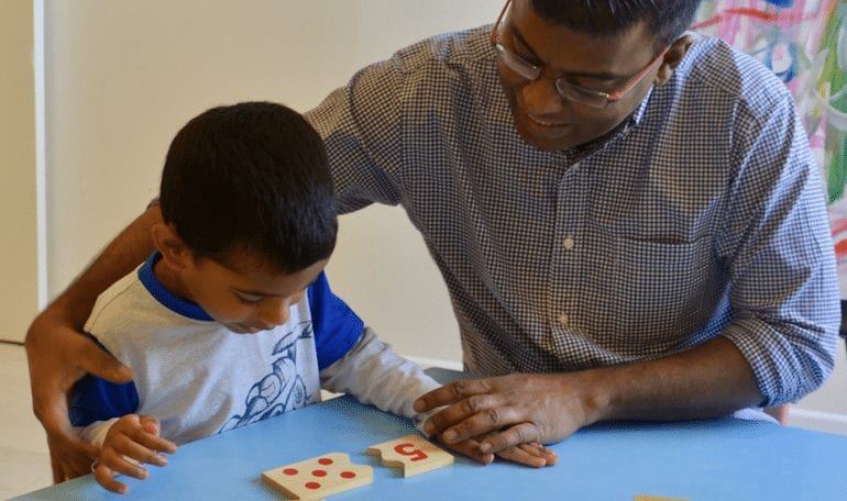KidsFirst's early intervention program has an impressive level of therapy-based support for children with extra needs and learning challenges.