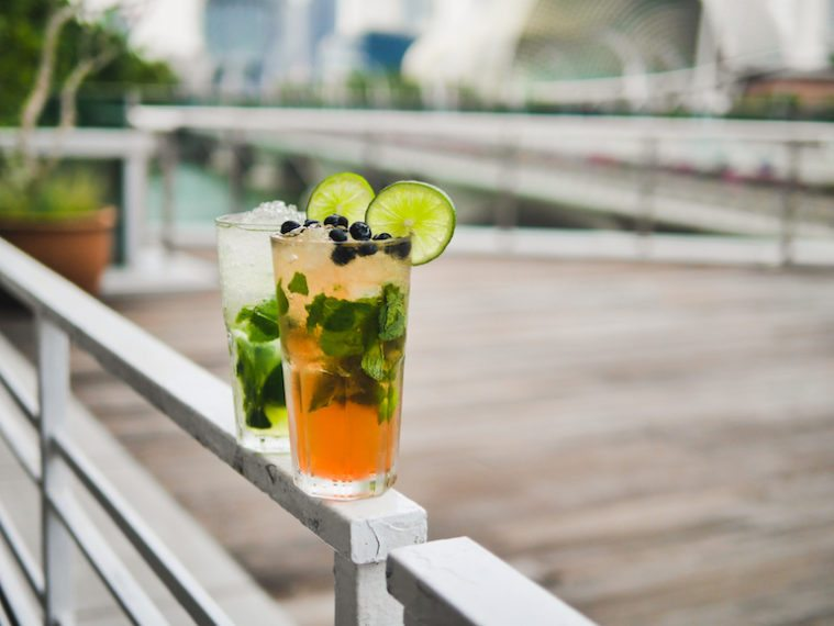Mothers Day Mojito 1919 waterboat house