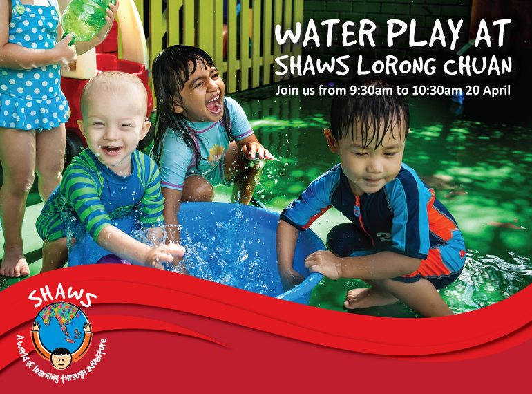 Shaws Water Play