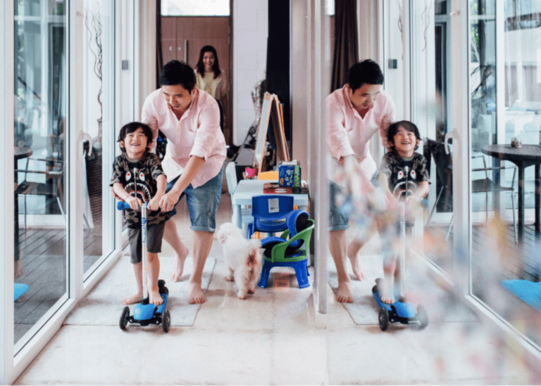 Best photographers in Singapore: Family photo shoots with kids made easy!