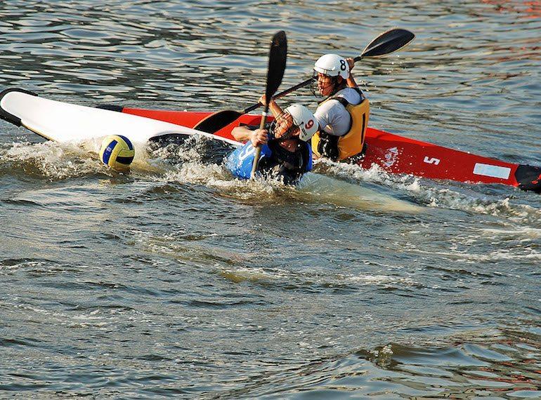 Kayak Polo Unique CCAs Honeykids Asia Singapore