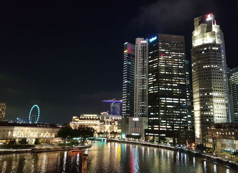 Date-night-restaurants-in-Singapore-BOAT-QUAY