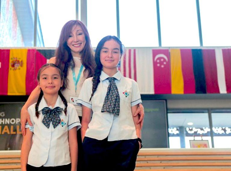 Parent Testimonial: GEMS World Academy (Singapore)