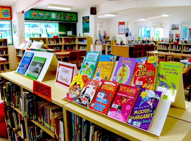 GESS-Library Honeykids Asia Singapore