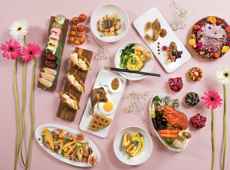 Mother's Day 2019: Buffets, high teas and brunches to book NOW