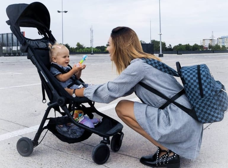 Best Prams For Travelling With Babies In Singapore Foldable