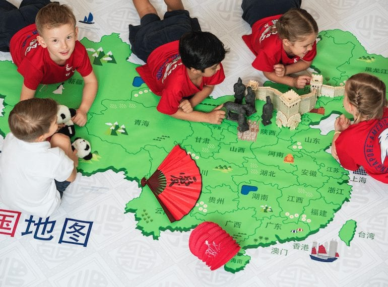 Singapore American School SAS Languages international schools in Singapore