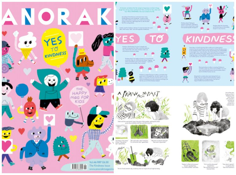 Subscriptions for kids' magazines in Singapore ANORAK