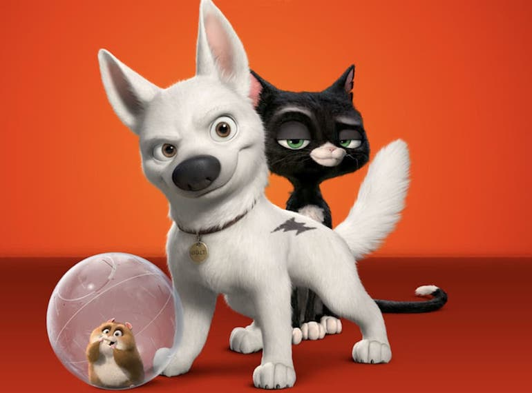 Best movies for kids BOLT