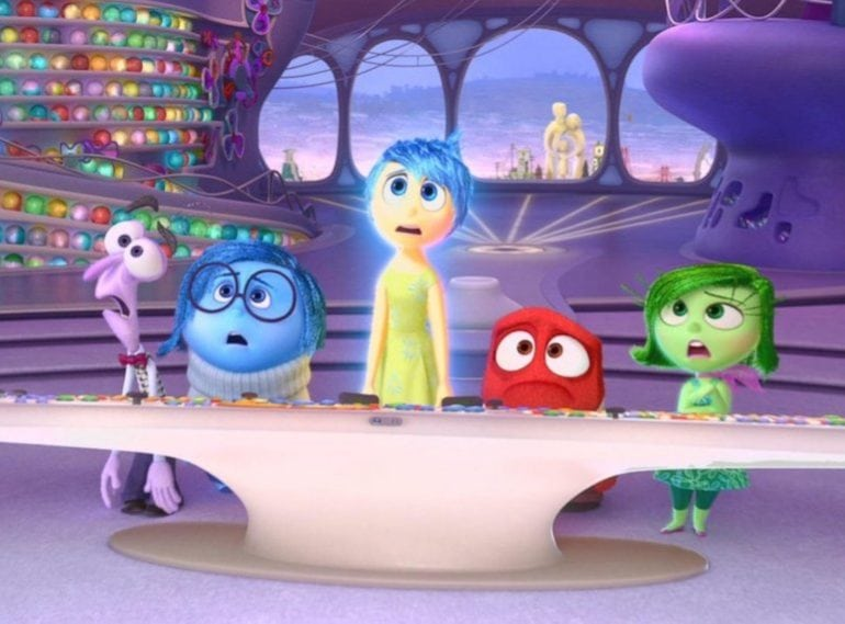 Best movies for kids INSIDE OUT