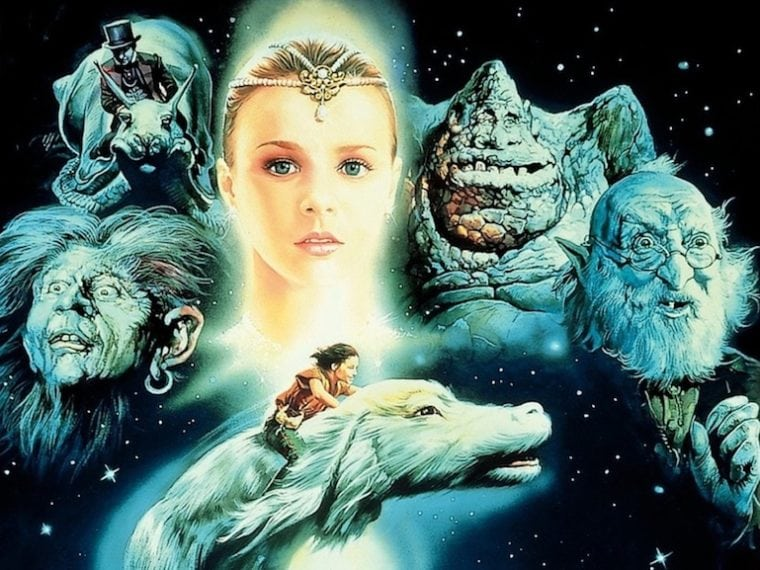Best movies for kids NEVERENDING STORY