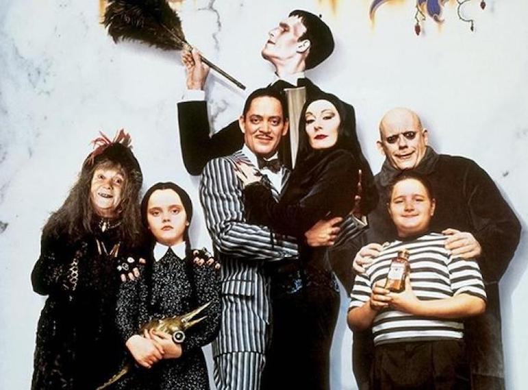 Best movies for kids ADDAMS FAMILY