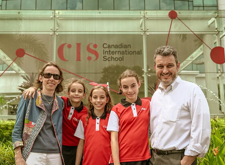 Parent review of Canadian International School Lakeside: A great bilingual program that parents and kids love