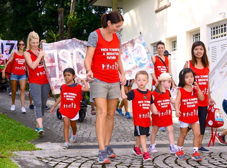 Etonhouse-charity-walk-and-carnival-2017 Honeykids Asia Singapore
