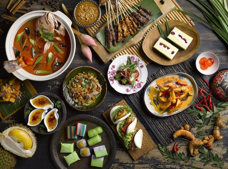 Rasa-Sayang-Buffet-mercure Father's Day buffets Honeykids Asia Singapore