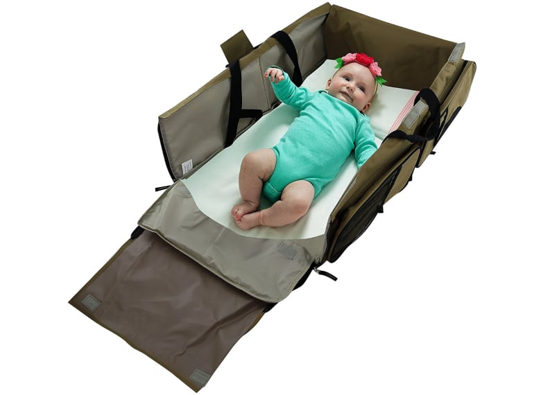 Scuddles Travel Cot Honeykids Asia Singapore