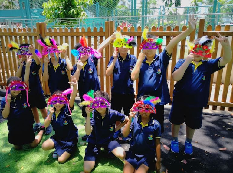 Integrated International School Summer Camp: A Bug's Life