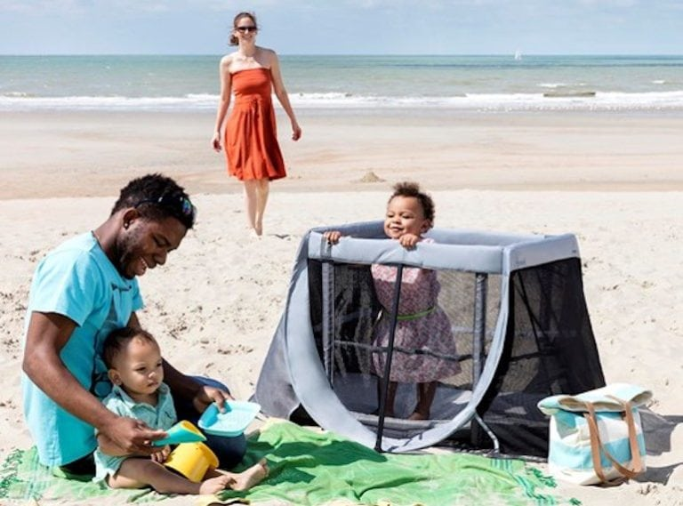Best travel cots and portable play yards: How to keep baby out of mischief!