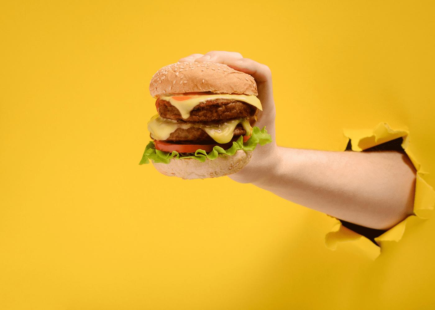 best burgers HERO