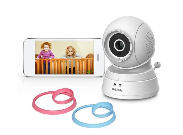 d-link-dcs-850l-pan-tilt-wireless-cloud-baby-camera-baby monitor Honeykids Asia Singapore