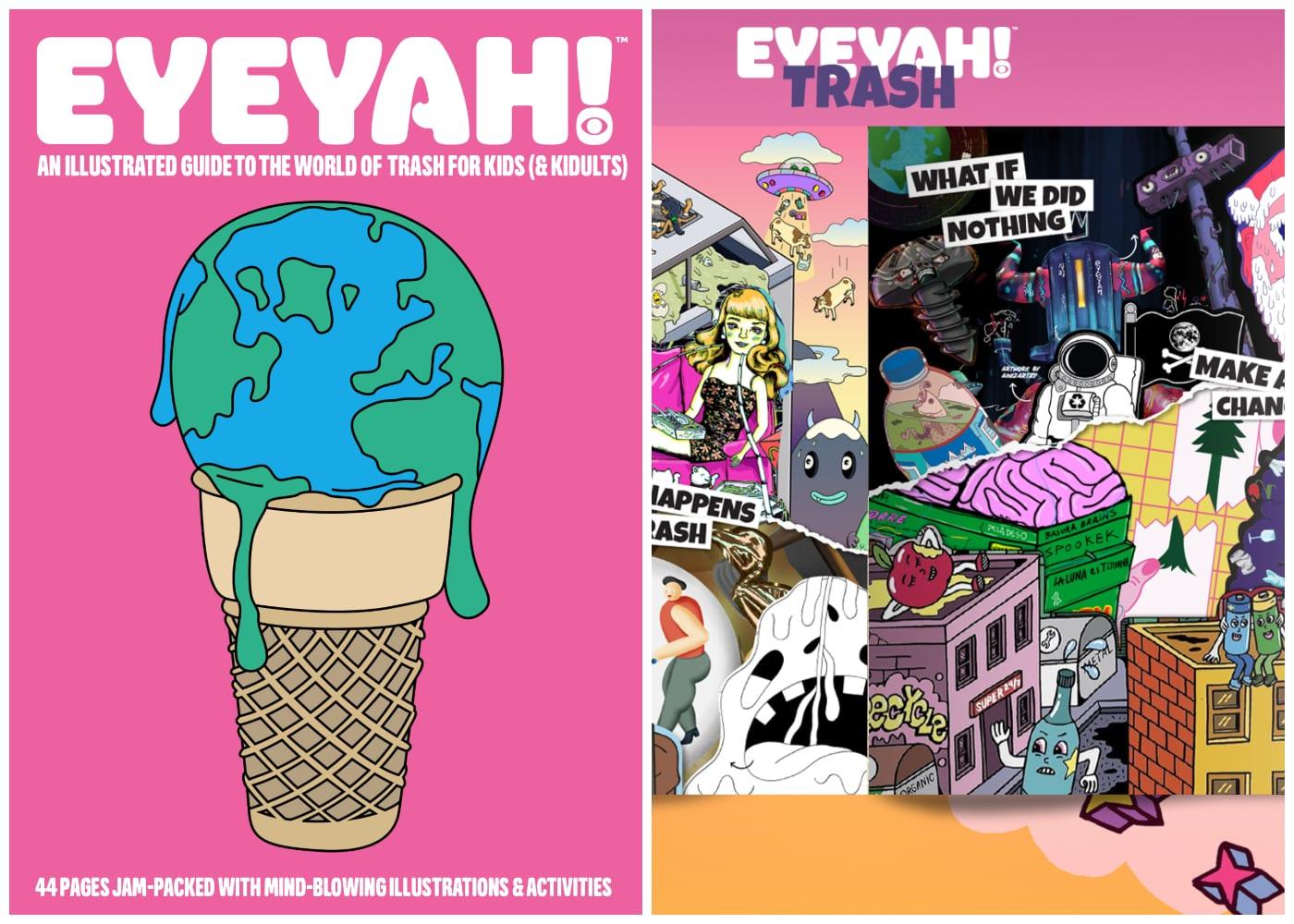 Eyeyah! | Kids magazine
