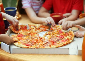 Family friendly Pizza places in Singapore