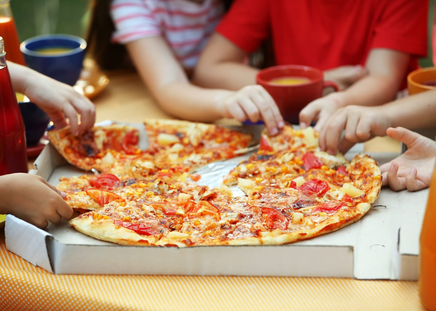 Best pizza in Singapore: our favourite kid-friendly restaurants for dining out with the family