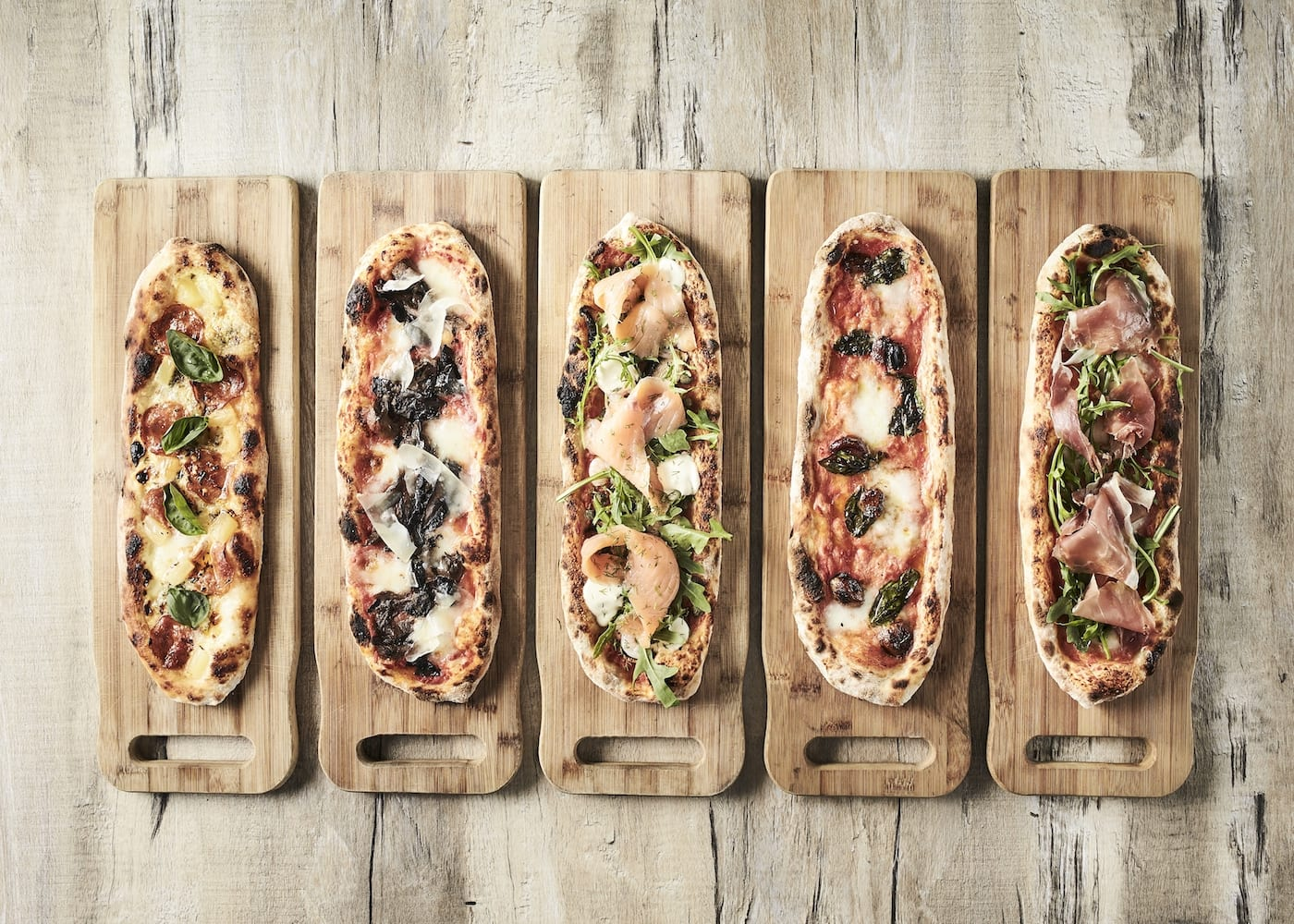 Family friendly pizza in Singapore: Plank Sourdough Pizza