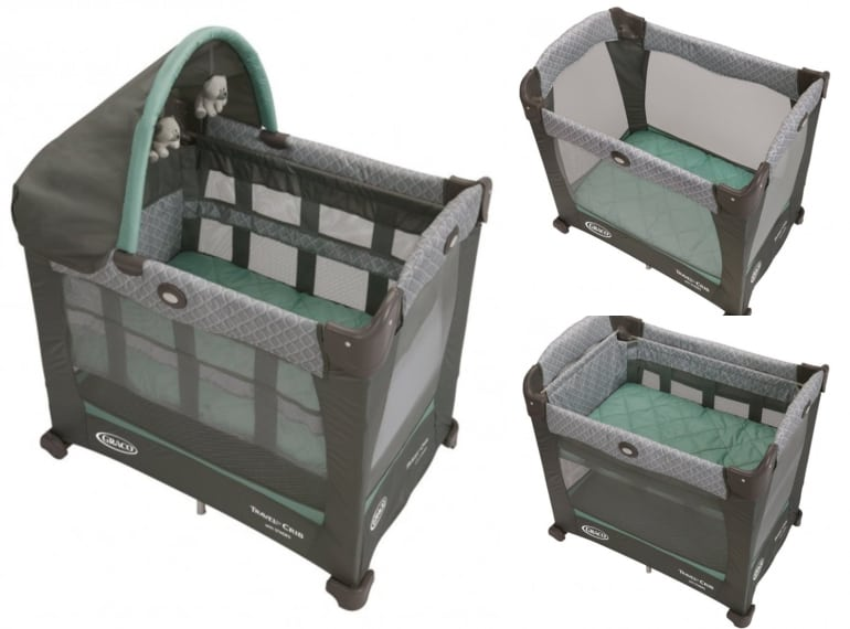 graco travel cot Honeykids Asia Singapore