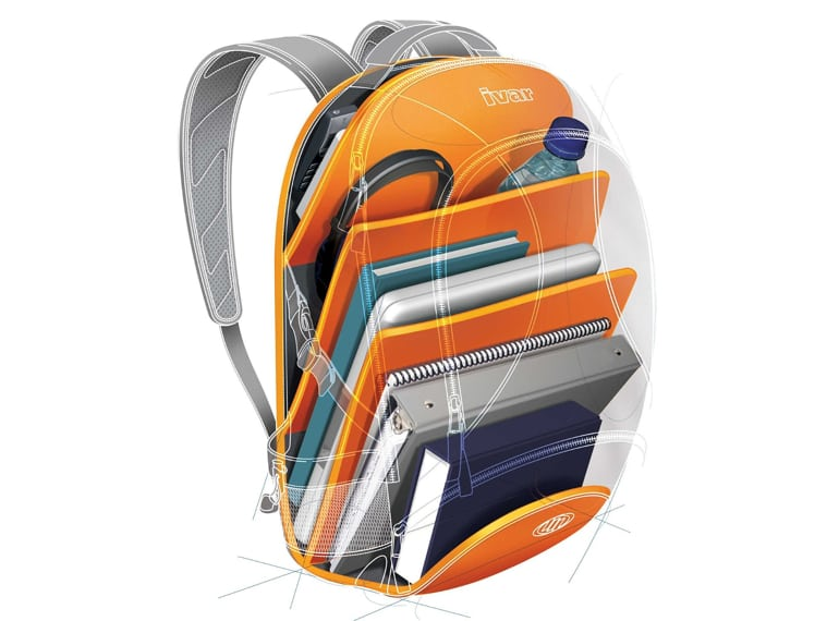 ivar Ergonomic backpacks for kids Honeykids Asia Singapore
