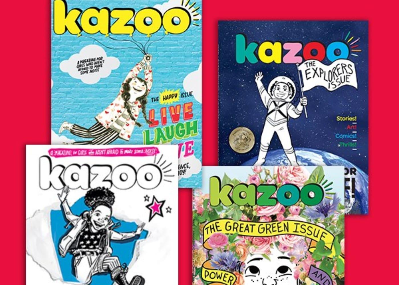 Kazoo | kids magazines
