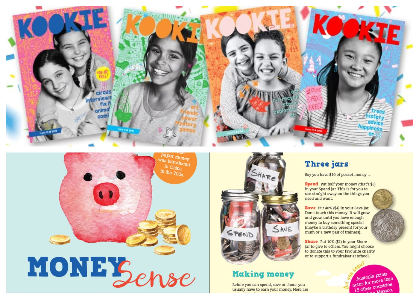 Kookie | kids magazines