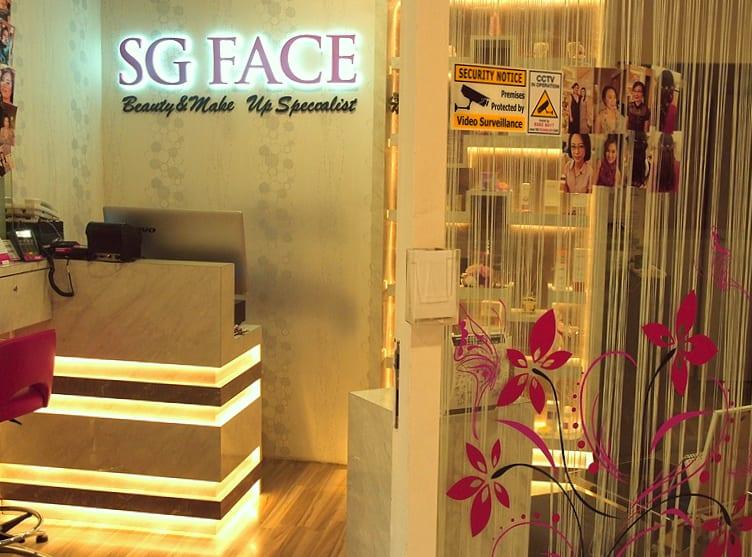 sg-face best facials in Singapore Honeykids Asia