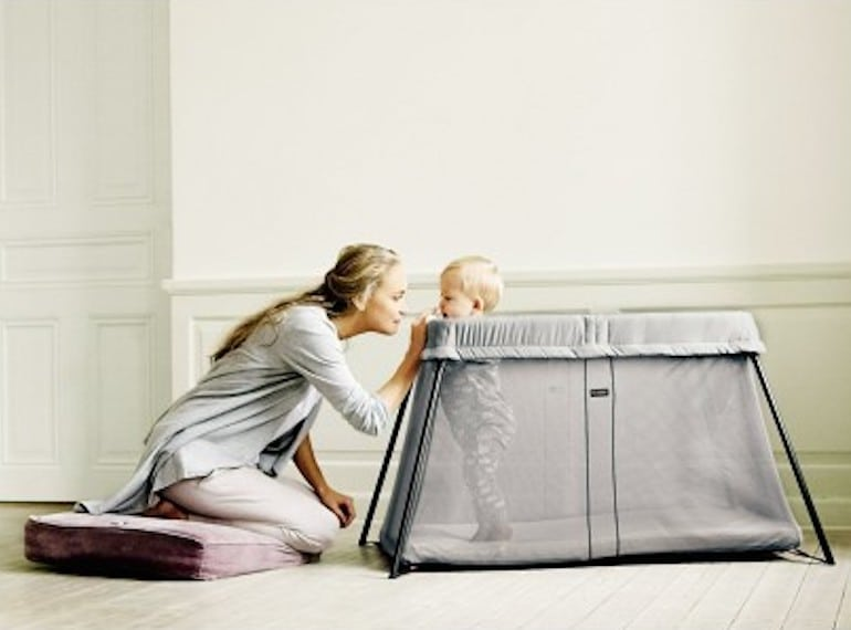 travel-cot-bjorn travel cot Honeykids Asia Singapore