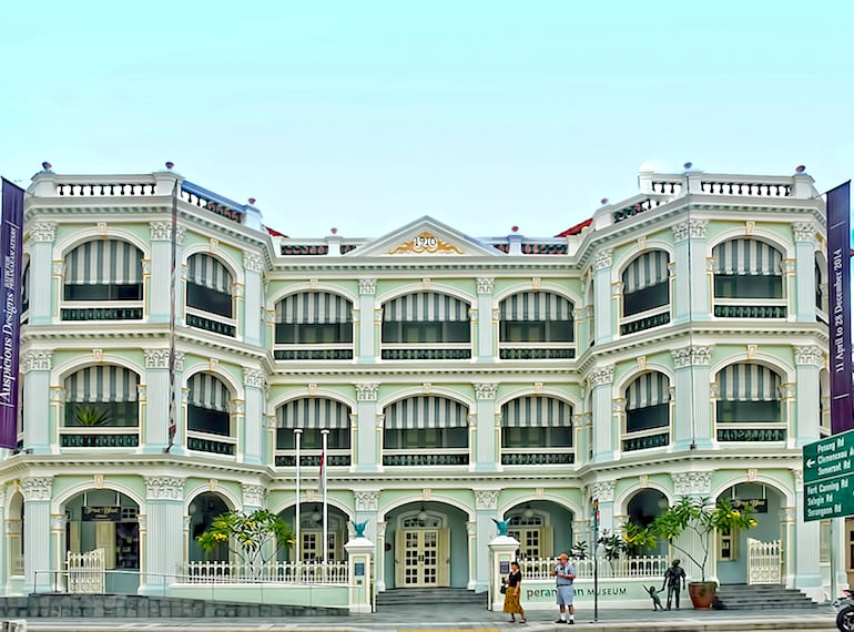 Peranakan Museum Honeykids Asia Singapore