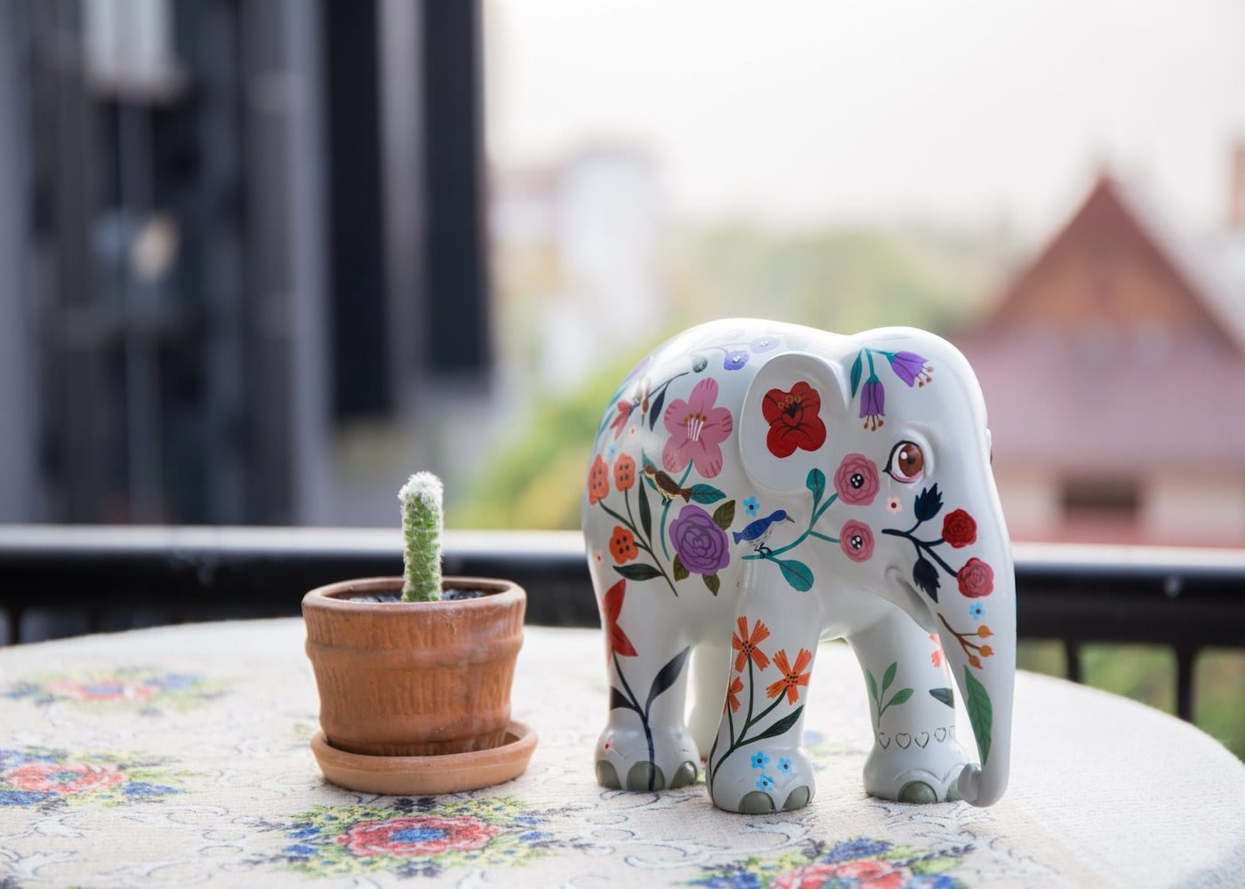 Elephant Parade | Things to do and see in Haji Lane with kids