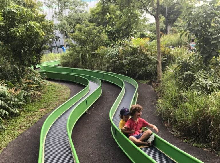 Is Admiralty Park the best playground in Singapore? Top tips for acing this awesome playground!