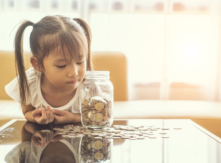 Start saving with these bank accounts for kids in Singapore