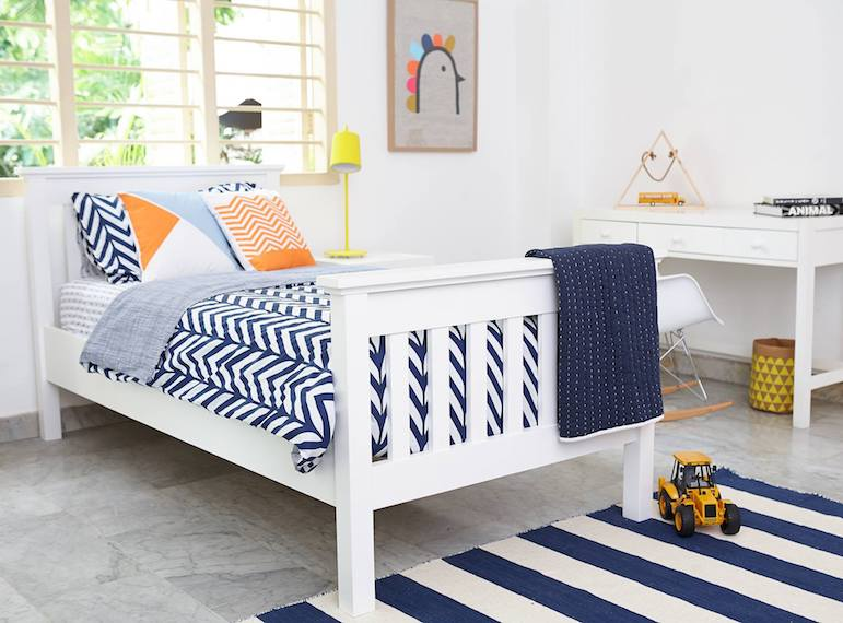 Bedding for kids in Singapore: Awesome sheets, duvet covers and blankets to jazz up a bedroom