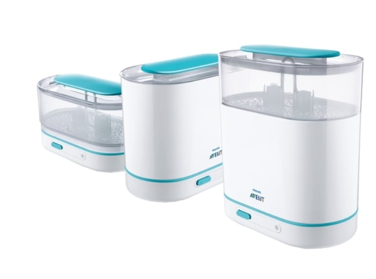 Philips Avent 3-in-1 Electric Steam Steriliser - best sterilisers in Singapore