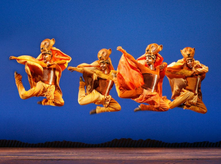 HoneyKids review: The Lion King in Singapore 2018