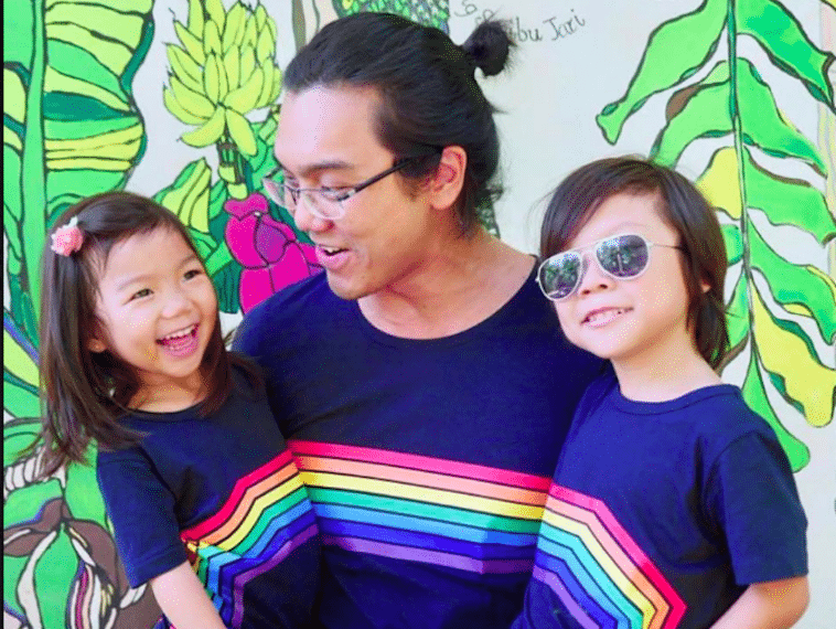 Rainbow tshirts HERO