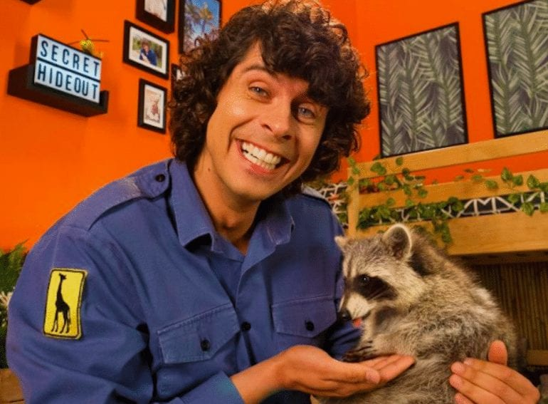 Hanging out with Andy Day: HoneyKids junior reporter interviews CBeebies' star