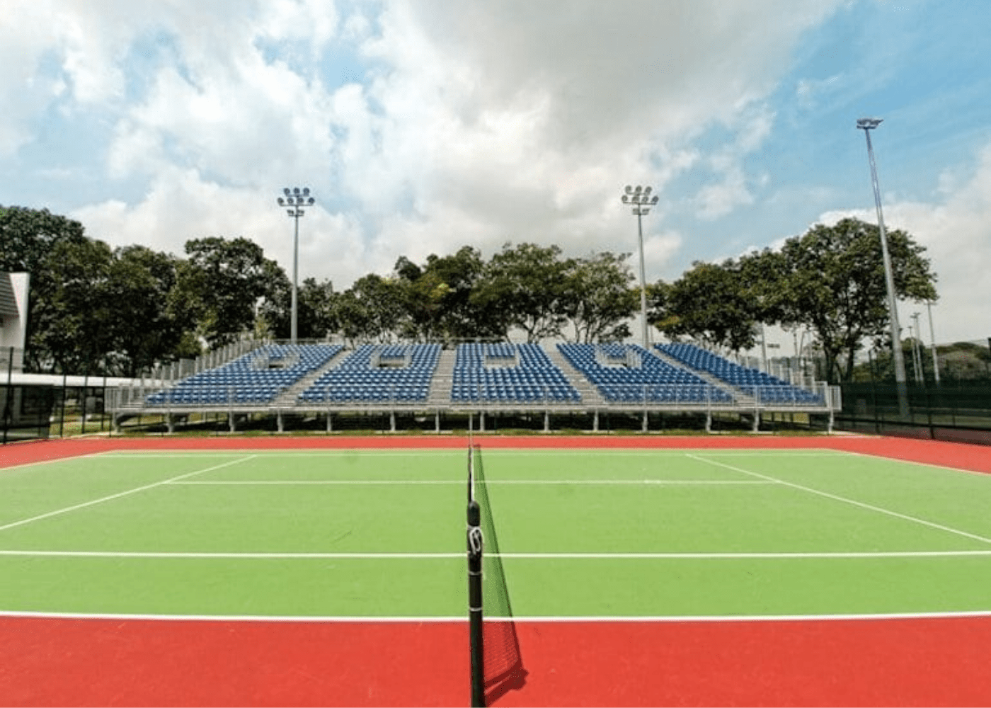 Kallang Tennis Centre   Where to get tennis lessons for kids in Singapore