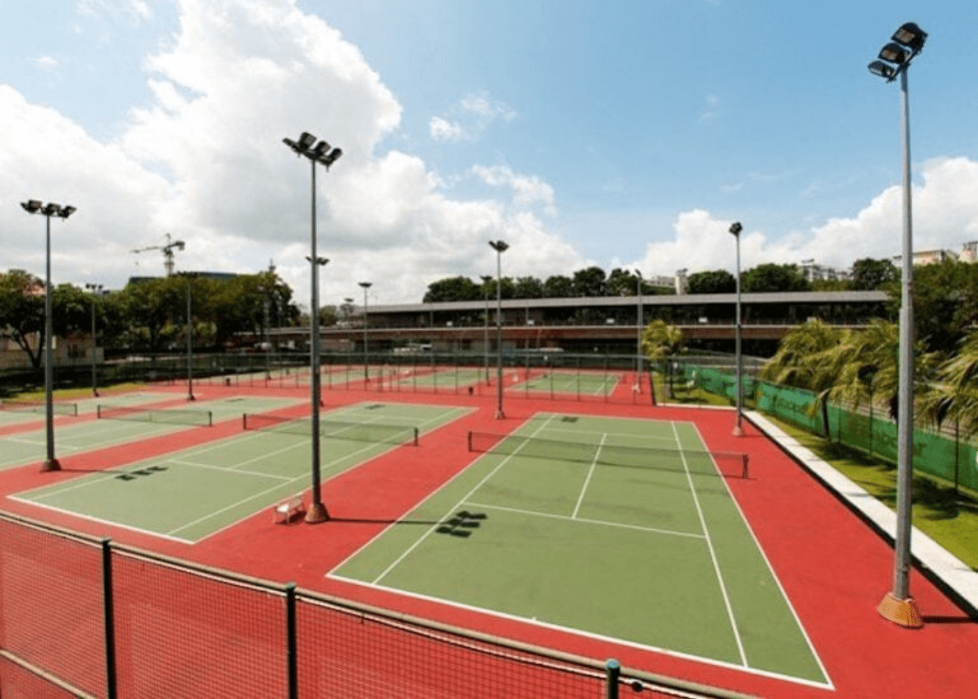 Yio Chu Kang Tennis Centre   Where to get tennis lessons for kids in Singapore