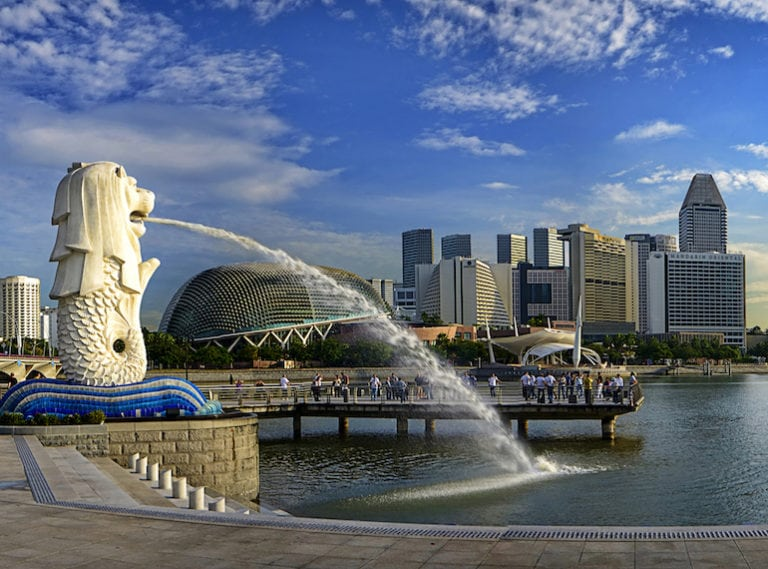 A quick guide to the history of Singapore, just in time for National Day
