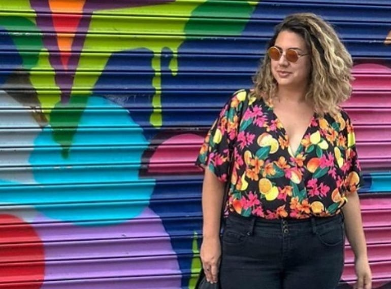 ASOS Curve is great for plus-size clothes in Singapore