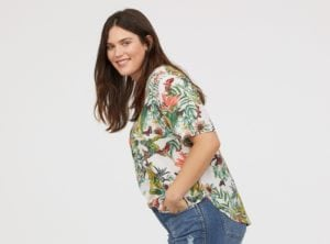 H&M offers great plus-size clothes in Singapore