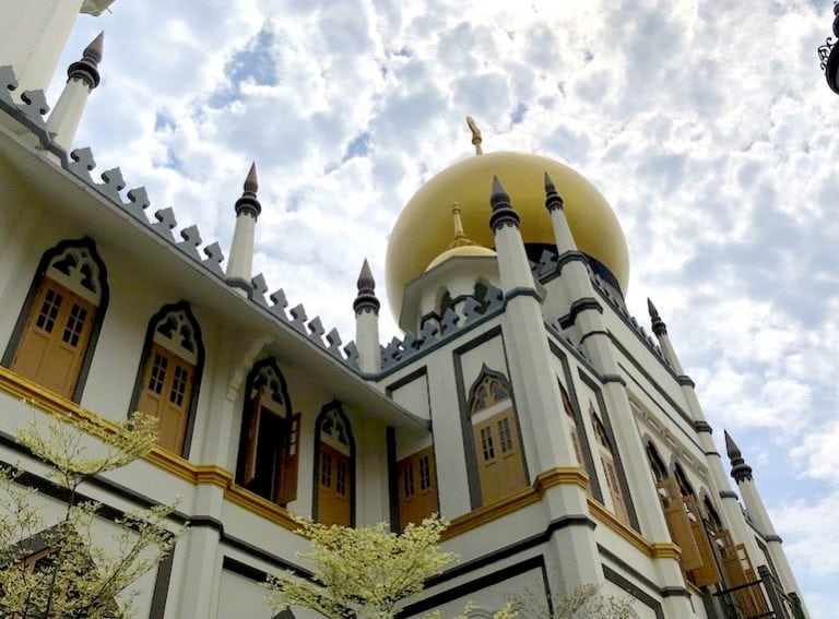 Your guide to visiting Kampong Glam with the kids in Singapore